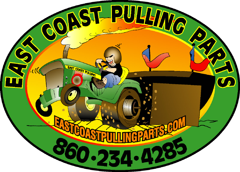 East coast pulling parts Garden tractor pulling parts catalog